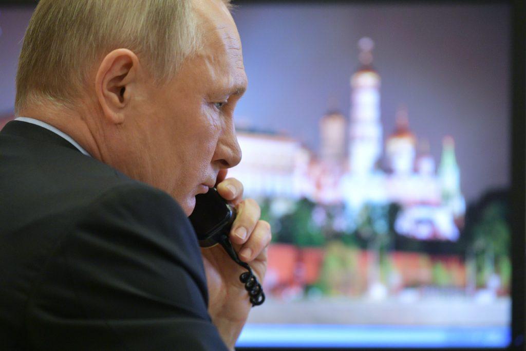 Ο βασιλιάς της Σαουδικής Αραβίας τηλεφώνησε στον Πούτιν