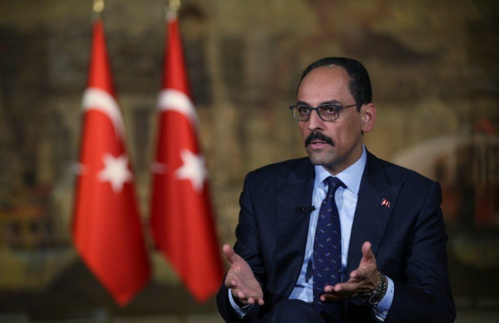 Εκπρόσωπος Ερντογάν: Ευνοϊκές οι συνθήκες για επανέναρξη συνομιλιών με την Ελλάδα