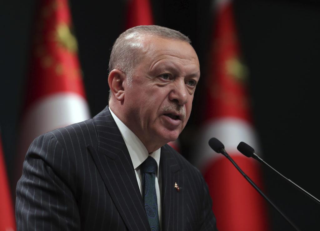 Αγωγή Ερντογάν εναντίον ελληνικής εφημερίδας
