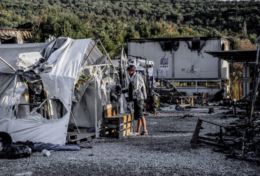 Η Γαλλία θα δεχθεί 500 ανήλικους πρόσφυγες από τη Μόρια