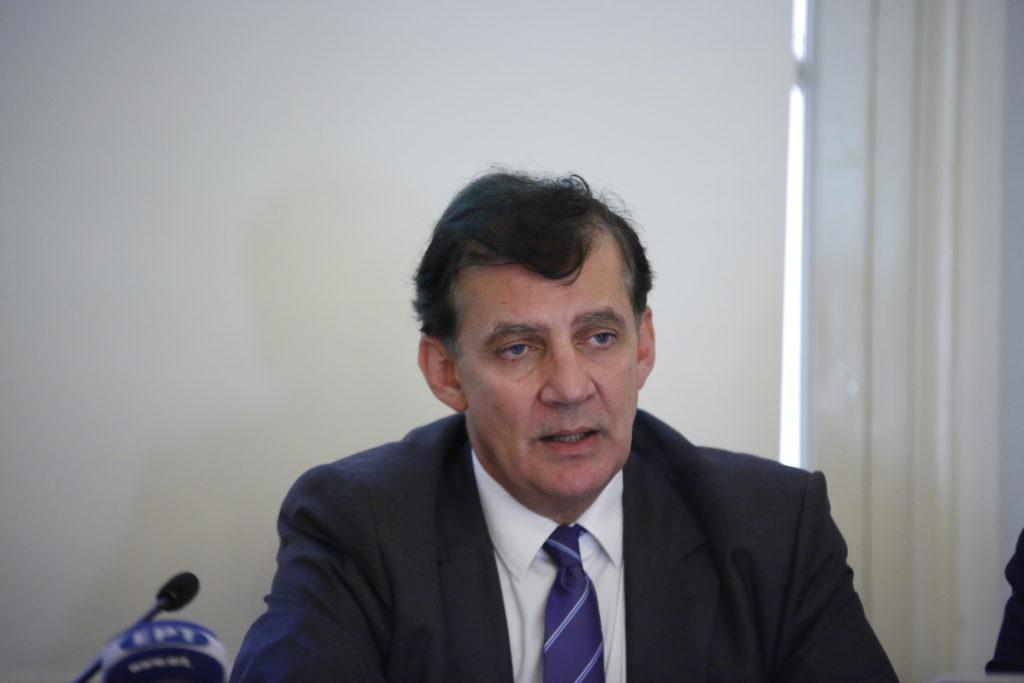 Δημόπουλος: Θα απαιτηθούν κάποιοι μήνες για να υπάρξει ευρέως διαθέσιμο εμβόλιο