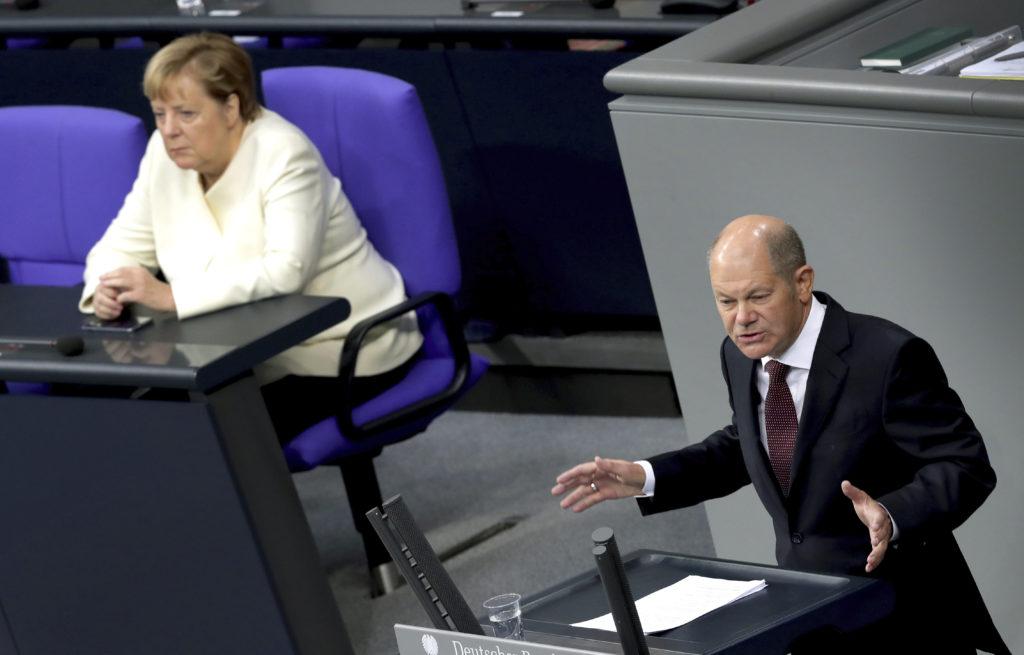 Γερμανία: Ο υπουργός Οικονομικών υπερασπίστηκε το «τεράστιο» νέο χρέος λόγω κορονοϊού