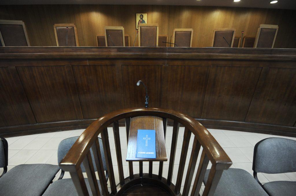 Δίκη των «28» – Αρβανιτίδης: «Τα συμφέροντα είναι μεγαλύτερα, εμείς είμαστε τα βατράχια»