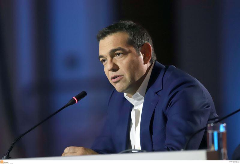 Τσίπρας: Δύσκολη ημέρα για τη Σάμο αλλά και για ολόκληρη την Ελλάδα
