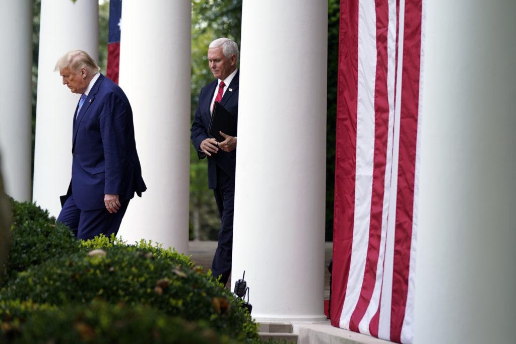 ΗΠΑ: Τι προβλέπει το Σύνταγμα αν ο πρόεδρος δεν μπορεί να ασκήσει προσωρινά τα καθήκοντά του
