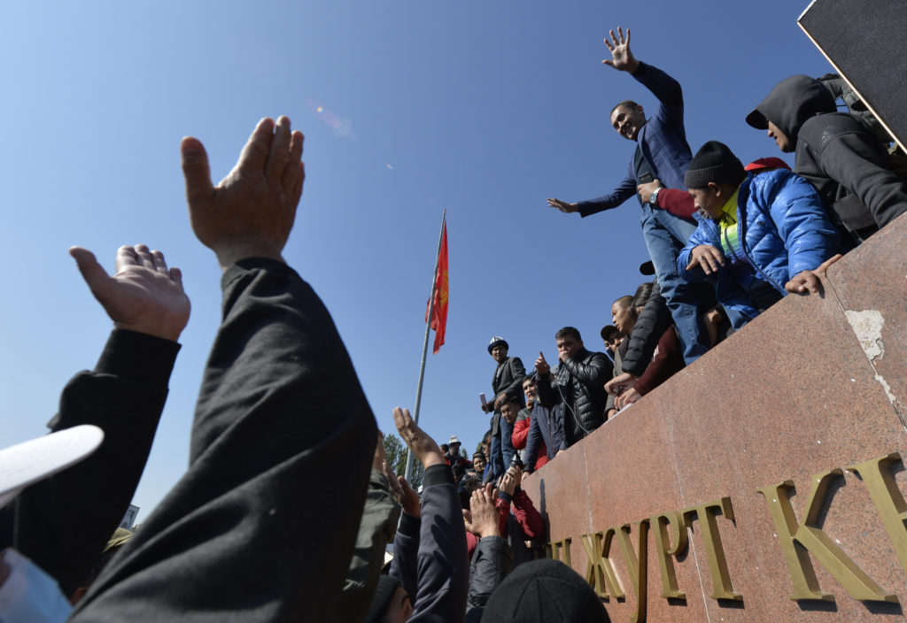 Κιργιστάν: Προς παράταση η κατάσταση έκτακτης ανάγκης στο Μπισκέκ