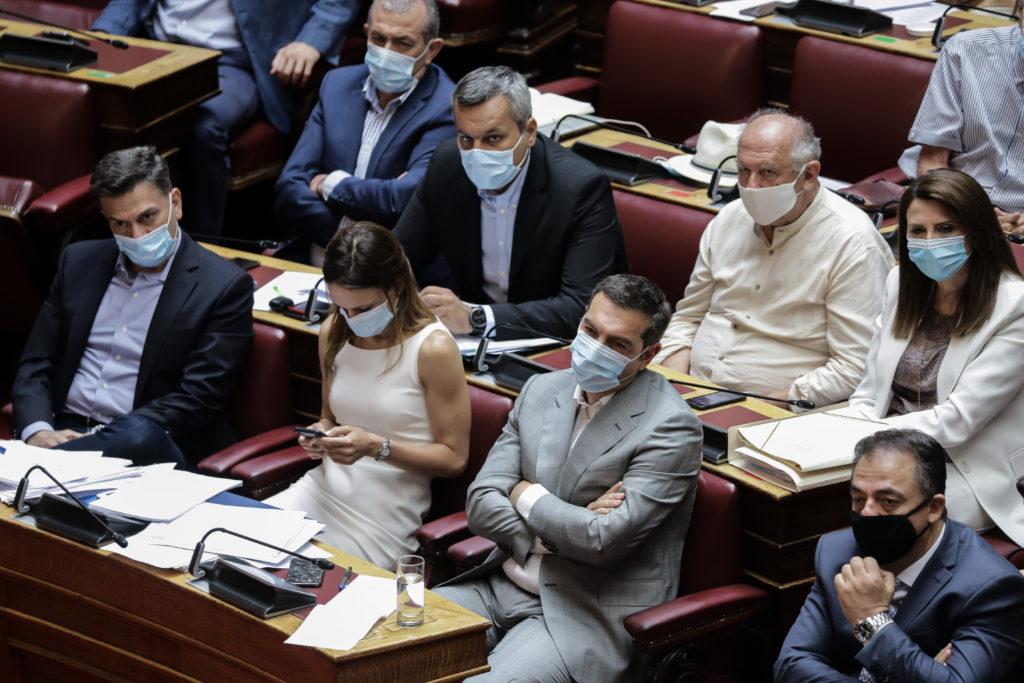 ΣΥΡΙΖΑ: Αίτημα ονομαστικής ψηφοφορίας για την τροπολογία ξεπουλήματος ΛΑΡΚΟ, ΔΕΔΔΗΕ και ΔΕΠΑ