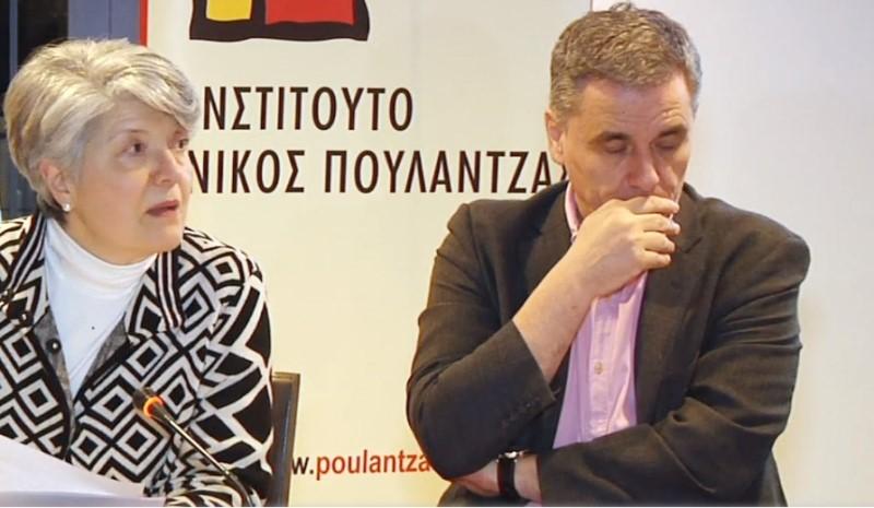 Ενάντια στην κοινωνία και τον ΣΥΡΙΖΑ η Μαρίκα Φραγκάκη