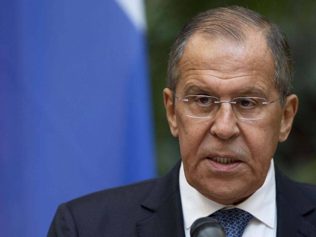 Στην Αθήνα στις 26 Οκτωβρίου ο Ρώσος υπουργός Εξωτερικών Σεργκέι Λαβρόφ