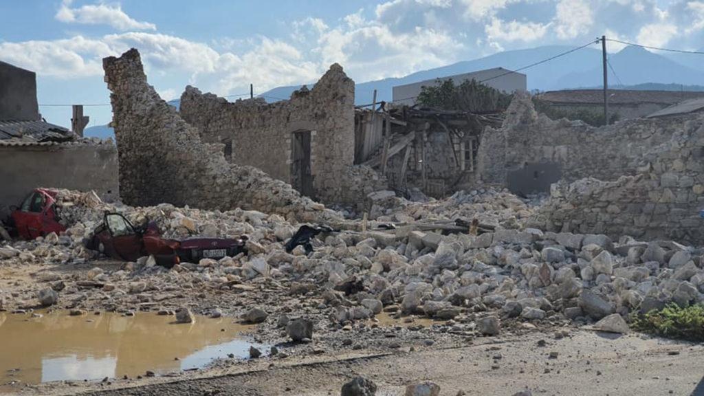 Εκταμιεύονται 1,4 εκ. ευρώ για τους σεισμόπληκτους της Σάμου