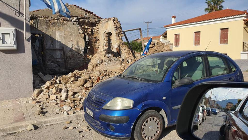 Σεισμός στη Σάμο: Σοκ από τους δύο νεκρούς μαθητές – Δύσκολη νύχτα στο νησί – Διακομιδή τραυματιών στην Αθήνα