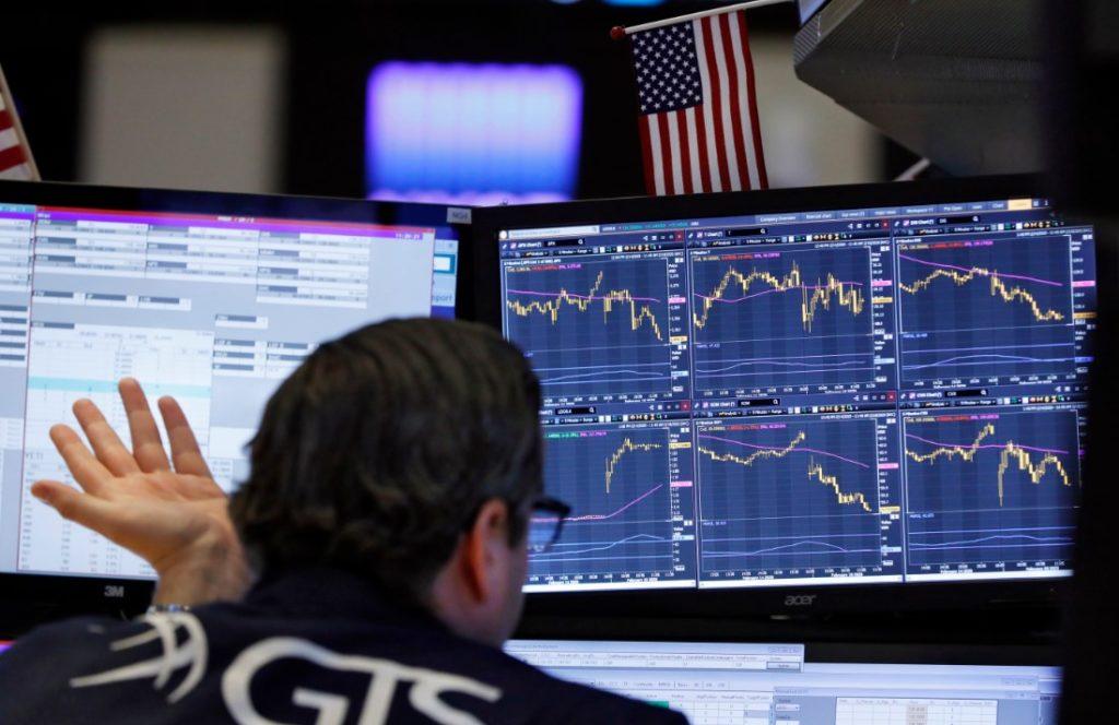 «Βουτιά» στο Χρηματιστήριο της Νέας Υόρκης λόγω κορονοϊού