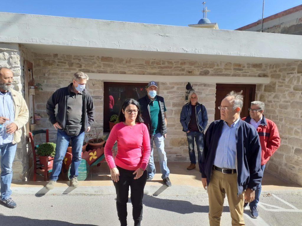 Στη Σάμο αντιπροσωπεία του ΣΥΡΙΖΑ μετά τον μεγάλο σεισμό