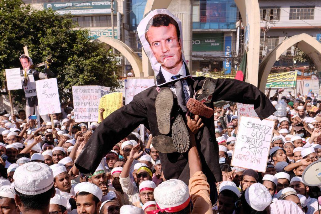 Μπανγκλαντές: Μεγάλη διαδήλωση κατά της Γαλλίας στην Ντάκα