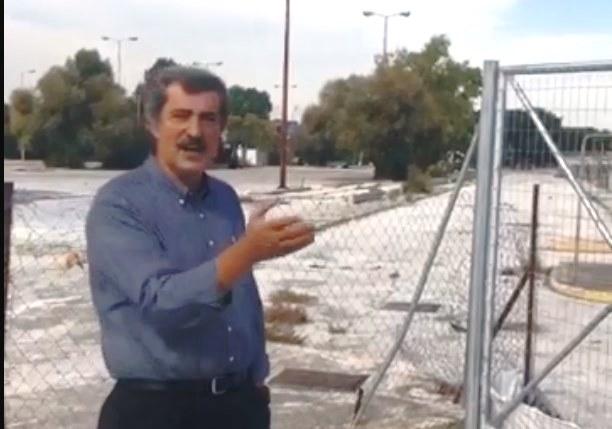 Πολάκης από το Ελληνικό: Το ξεφτίλισμα των Μωυσήδων και των πωλητών νανογιλέκων! (Video)
