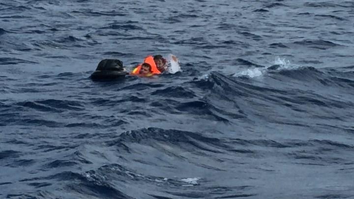 Σάμος: Ναυάγιο με ένα νεκρό ανήλικο αγόρι και 6 αγνούμενους μετανάστες