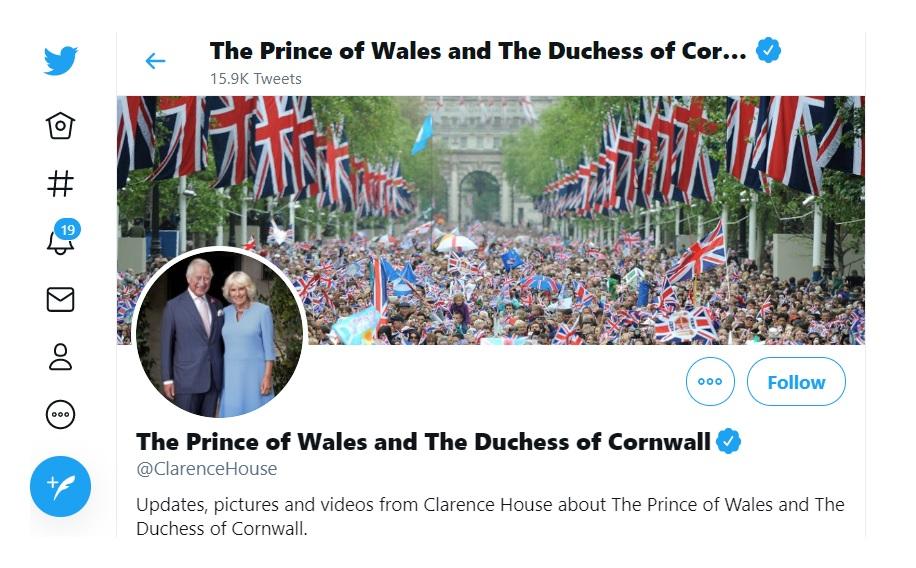Βρετανία: Το «Crown» προκάλεσε καταιγισμό αρνητικών σχολίων κάτω από ανάρτηση του πρίγκιπα Καρόλου και της Καμίλα