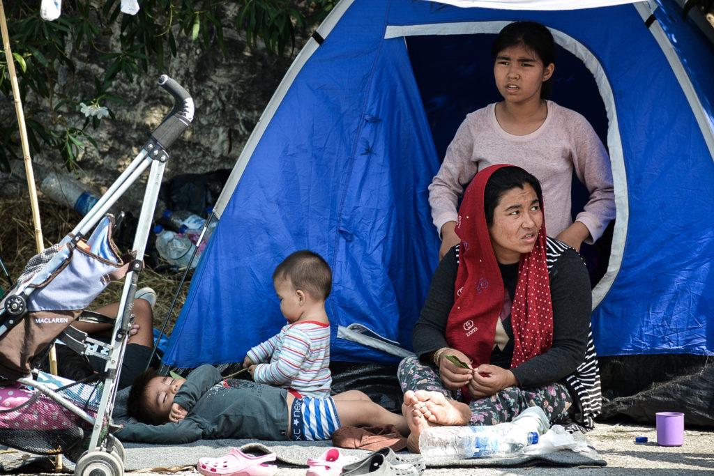 Αναξιοποίητη η δωρεά 400 θερμαινόμενων σκηνών της αυστριακής κυβέρνησης στον προσφυγικό καταυλισμό της Λέσβου