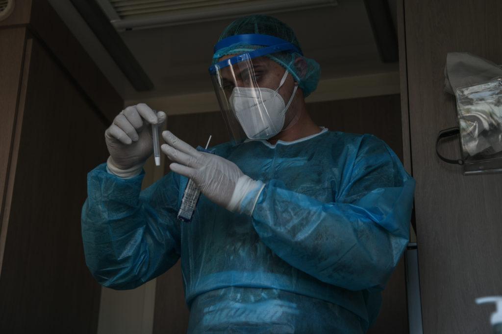 Φλώρινα: Σε γηροκομείο βρέθηκαν πολλά κρούσματα σε τρόφιμους και εργαζόμενους