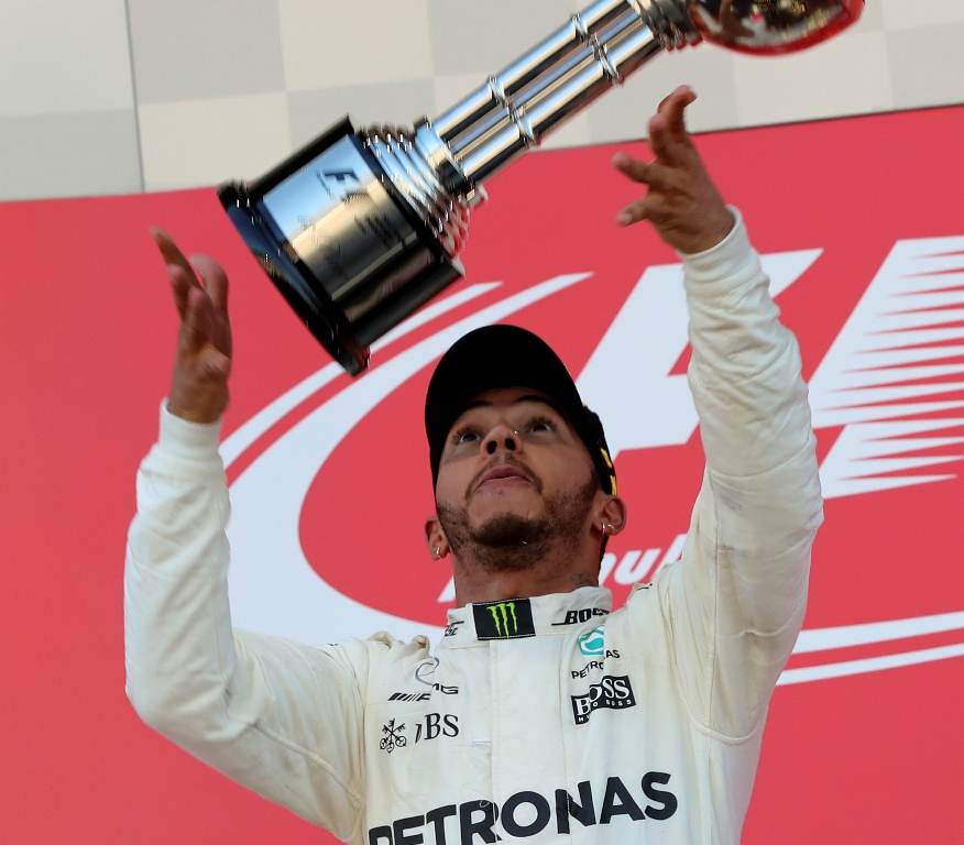 Ο Χάμιλτον καπάρωσε τον τίτλο στη Formula 1