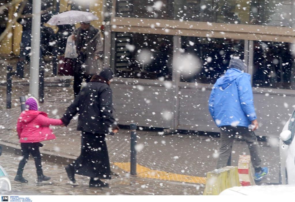 Κλειστά τα σχολεία στη Δυτική Μακεδονία, λόγω του χιονιά