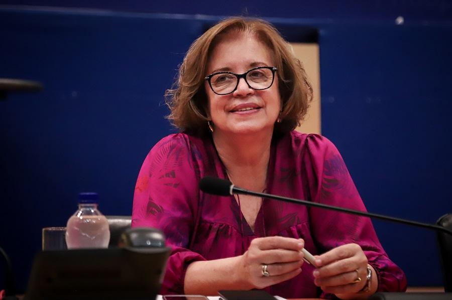 Βλαζάκη: Διαψεύδω Μπακογιάννη, Μπογδάνο ότι κάλεσα την ΕΛΑΣ για το «Τζόκερ»