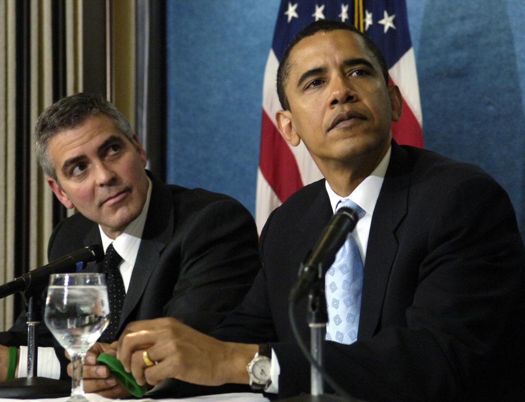 ΗΠΑ: Ομπάμα και Κλούνεϊ κάνουν έρανο για τους Δημοκρατικούς