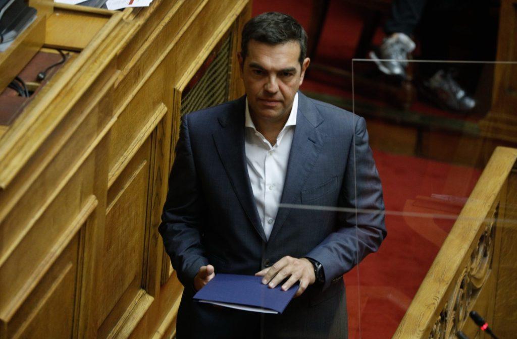 Στην αντεπίθεση ο Αλέξης Τσίπρας: Εξώδικα σε Κουρτάκη και Παπαχρήστο για τα fake news περί βίλας στα Λεγραινά (Έγγραφα)