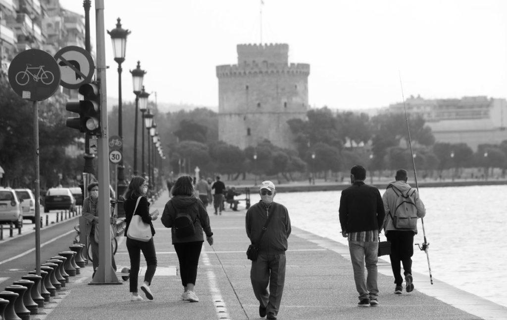 Καθολικό lockdown σε Θεσσαλονίκη και Σέρρες – Επανέρχονται τα SMS, ανοιχτά τα σχολεία