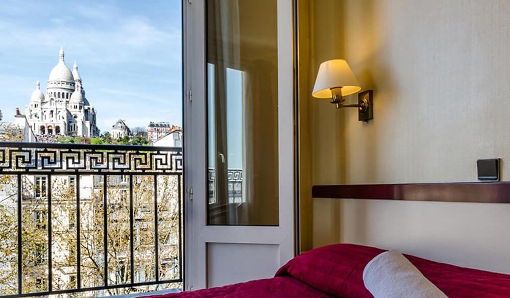 Γαλλία-Κορονοϊός: Δημοφιλές ξενοδοχείο του Παρισιού στεγάζει άστεγους