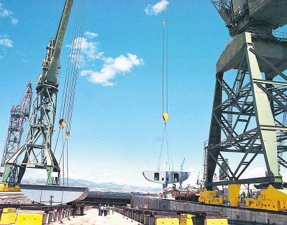 Νέα πνοή στα ναυπηγεία Σκαραμαγκά από το 2021