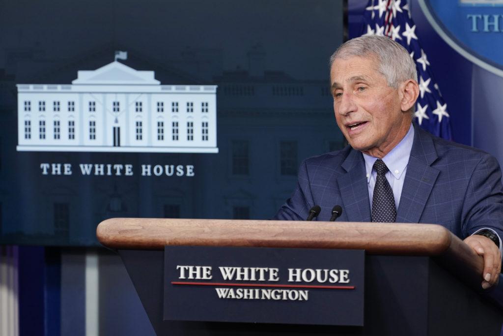 ΗΠΑ: Ο Αντονι Φάουτσι αποδέχθηκε αμέσως την πρόταση του Τζο Μπάιντεν να είναι ο επικεφαλής ιατρικός του σύμβουλος
