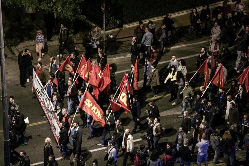 ΚΚΕ: Η κυβέρνηση επιλέγει ξανά το δρόμο του αυταρχισμού