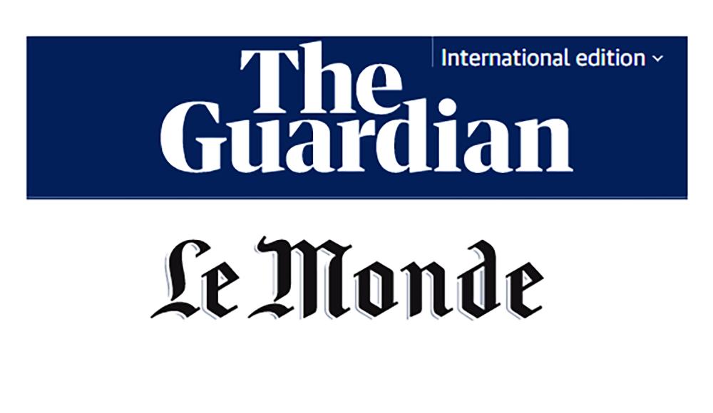 Σε «Le Monde» και «Guardian» οι διπλές λίστες του ΕΟΔΥ για τα κρούσματα αλλά και η «εκδρομή» Μητσοτάκη στην Πάρνηθα
