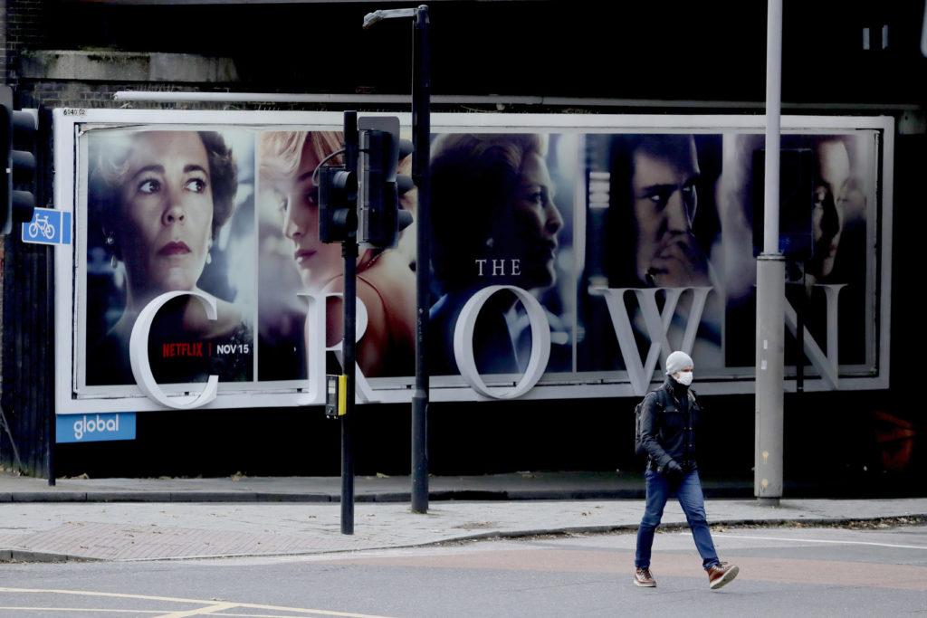 Βρετανικές «επίσημες» αντιδράσεις για τη σειρά «Crown» αλλά το Netflix απτόητο!