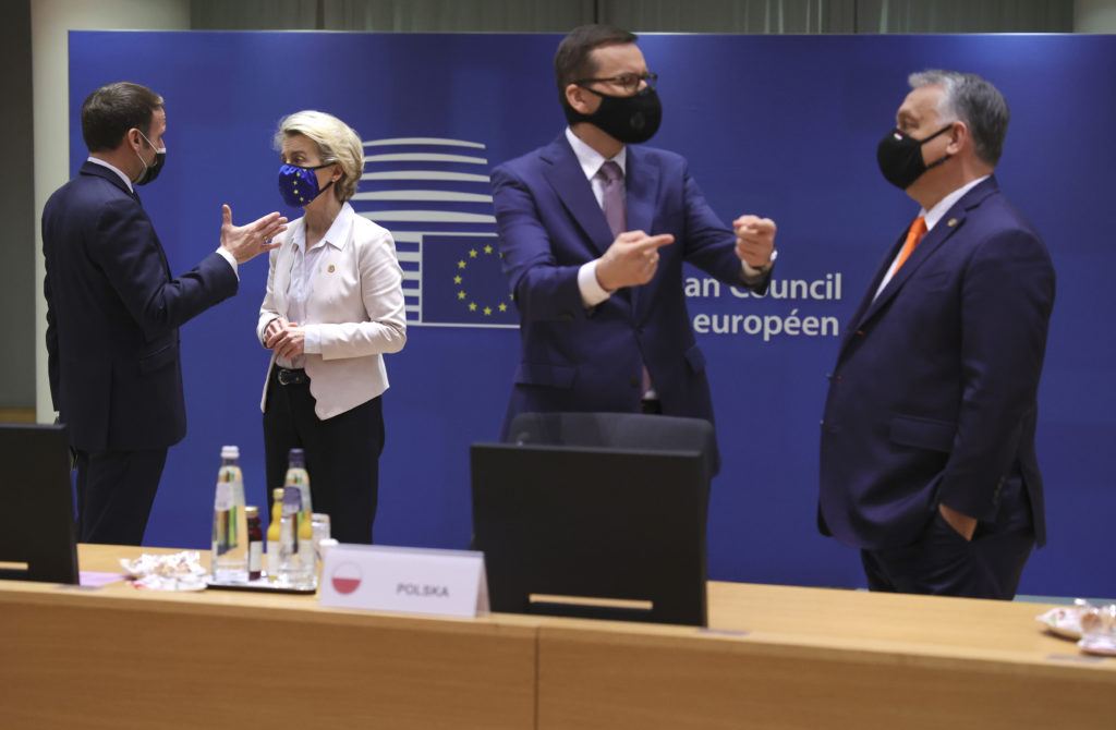 Σύνοδος Κορυφής: «Λευκός καπνός» για το Ταμείο Ανάκαμψης – Ξεκλειδώνουν 1,8 δισ ευρώ