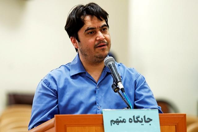 Η ΕΕ καταδικάζει την εκτέλεση του Ιρανού δημοσιογράφου Ρουχολάχ Ζαμ