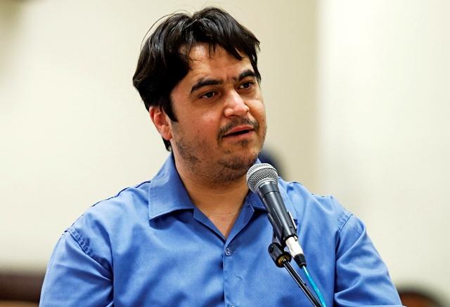 «Απαντά» το Ιράν στην κριτική της Ε.Ε. για την εκτέλεση του αντιφρονούντα δημοσιογράφου