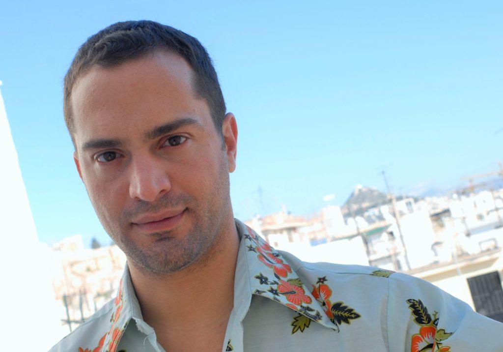 Ο Χρήστος Πολυμενάκος μιλά για το Transition|Enter Communities of Body