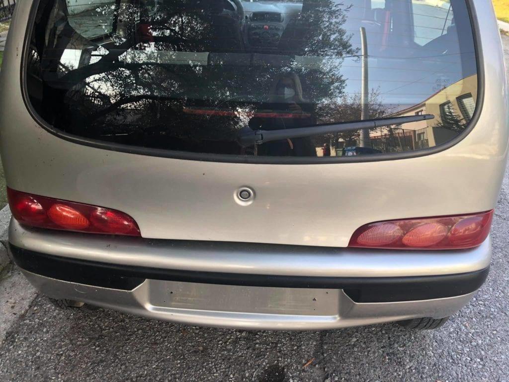 Θ. Αυγέρη: Περίεργη υπόθεση αφαίρεσης πινακίδων από το ιδιωτικό της όχημα (Photos)