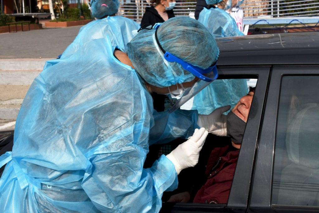 Κορονοϊός: Τα σημεία όπου θα πραγματοποιηθούν δωρεάν rapid test το Σάββατο