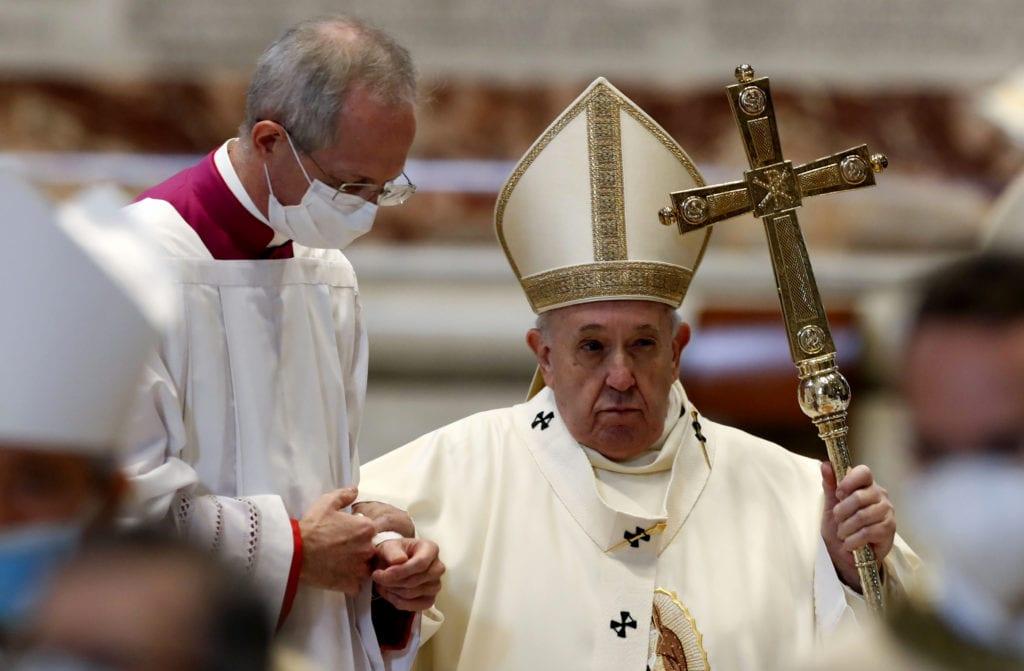 Βατικανό – Πάπας Φραγκίσκος: Ο καταναλωτισμός κατάφερε να κατασχέσει τα Χριστούγεννα