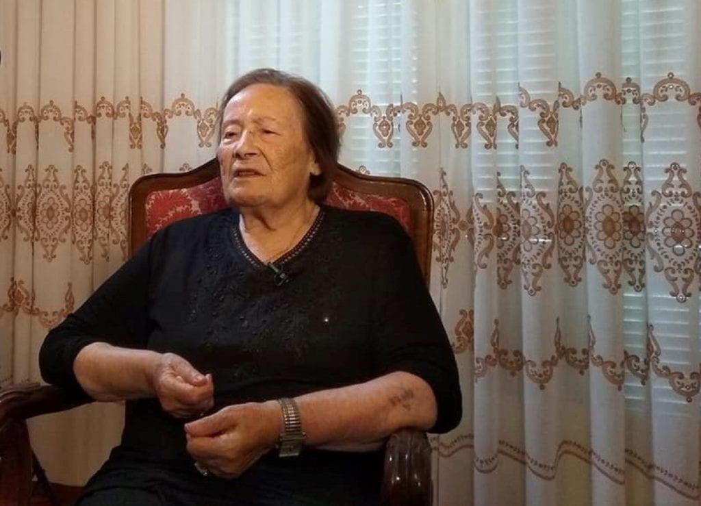 Η τελευταία συνέντευξη της Ρωμανιώτισσας Εσθήρ Κοέν