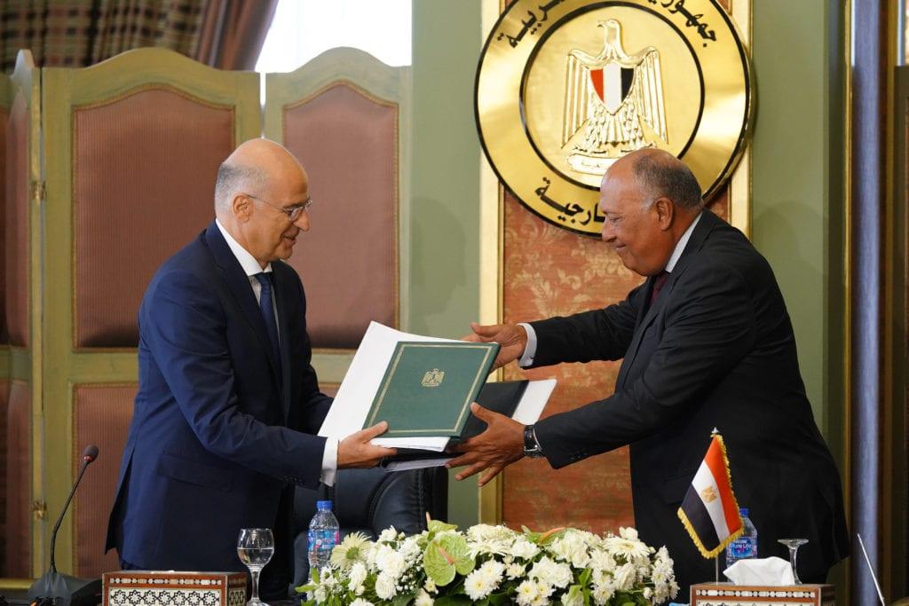 «Σφραγίστηκε» από τον ΟΗΕ η συμφωνία Ελλάδας – Αιγύπτου για την ΑΟΖ