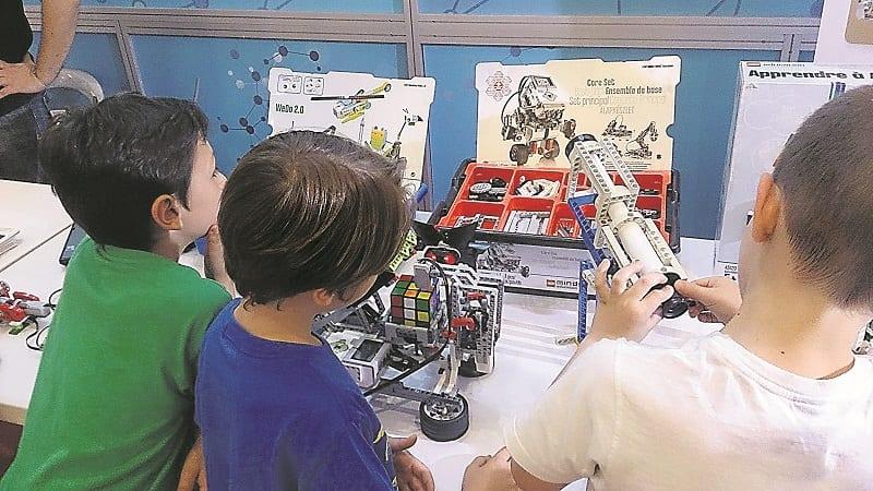 Εκπαιδευτικά προγράμματα και εναλλακτικές δραστηριότητες- Όταν η μάθηση συναντά το παιχνίδι
