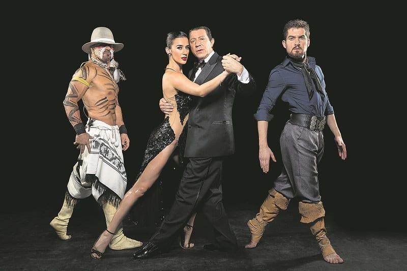 Συνέντευξη με τον μεγάλο χορευτή του τάνγκο Μιγκέλ Άνχελ Σότο: «Με το τάνγκο νιώθω το πάθος του έρωτα»