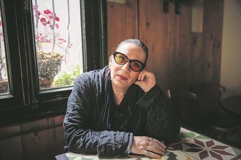 Λίνα Νικολακοπούλου: «Η ζωή είναι πιο σοφή από εμάς, δεν σου επιτρέπει να επαναπαύεσαι» [Συνέντευξη]