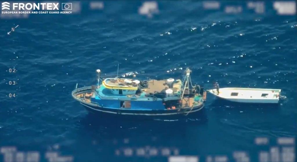 Frontex στη γερμανική Βουλή για pushbacks στην Ελλάδα