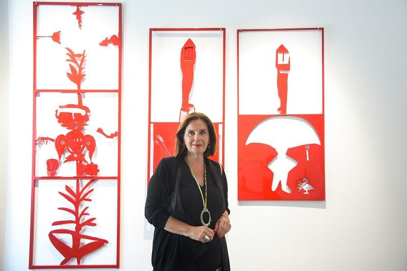 Tατιάνα Σπινάρη-Πολλάλη: «Η τέχνη είναι χώρος εξουσίας»