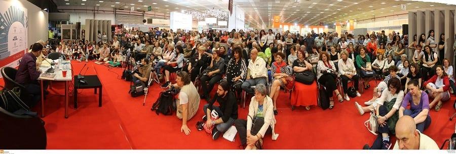 Ο κορονοϊός έστειλε το φθινόπωρο τη Διεθνή Έκθεση Βιβλίου Θεσσαλονίκης